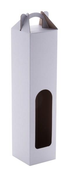 Škatla za vino CreaBox Wine C -White