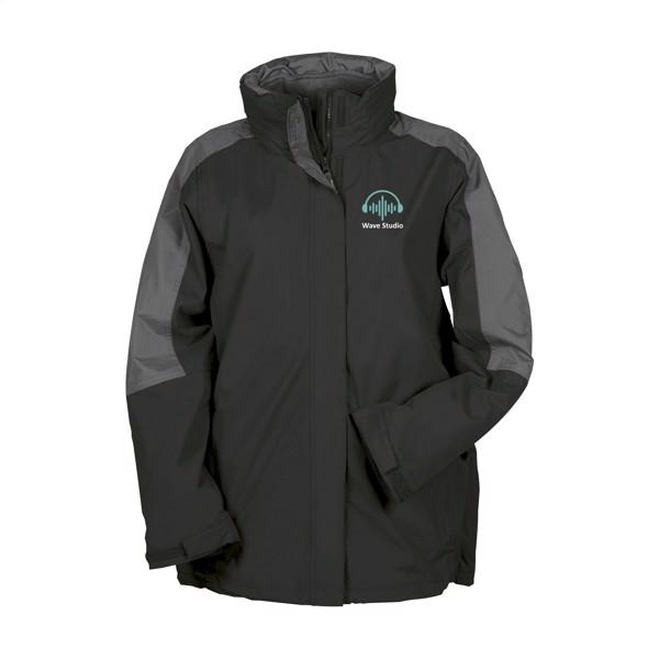 Regatta Defender III 3-in-1 Jacket ladies - Black / S