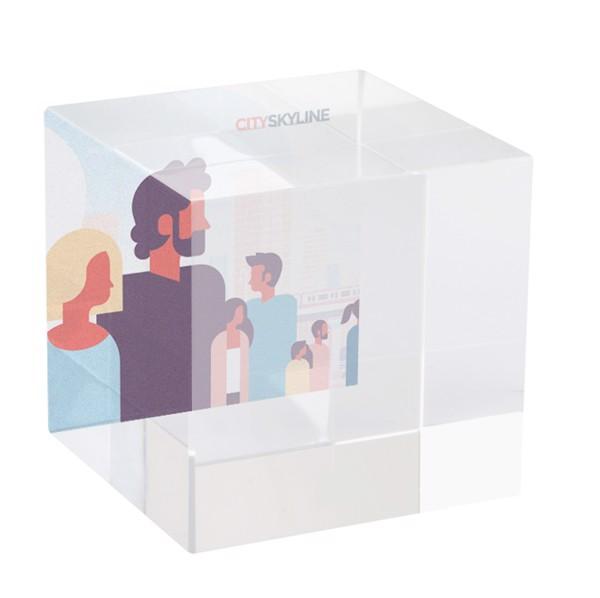 Cub Sticla Tampa - Transparent