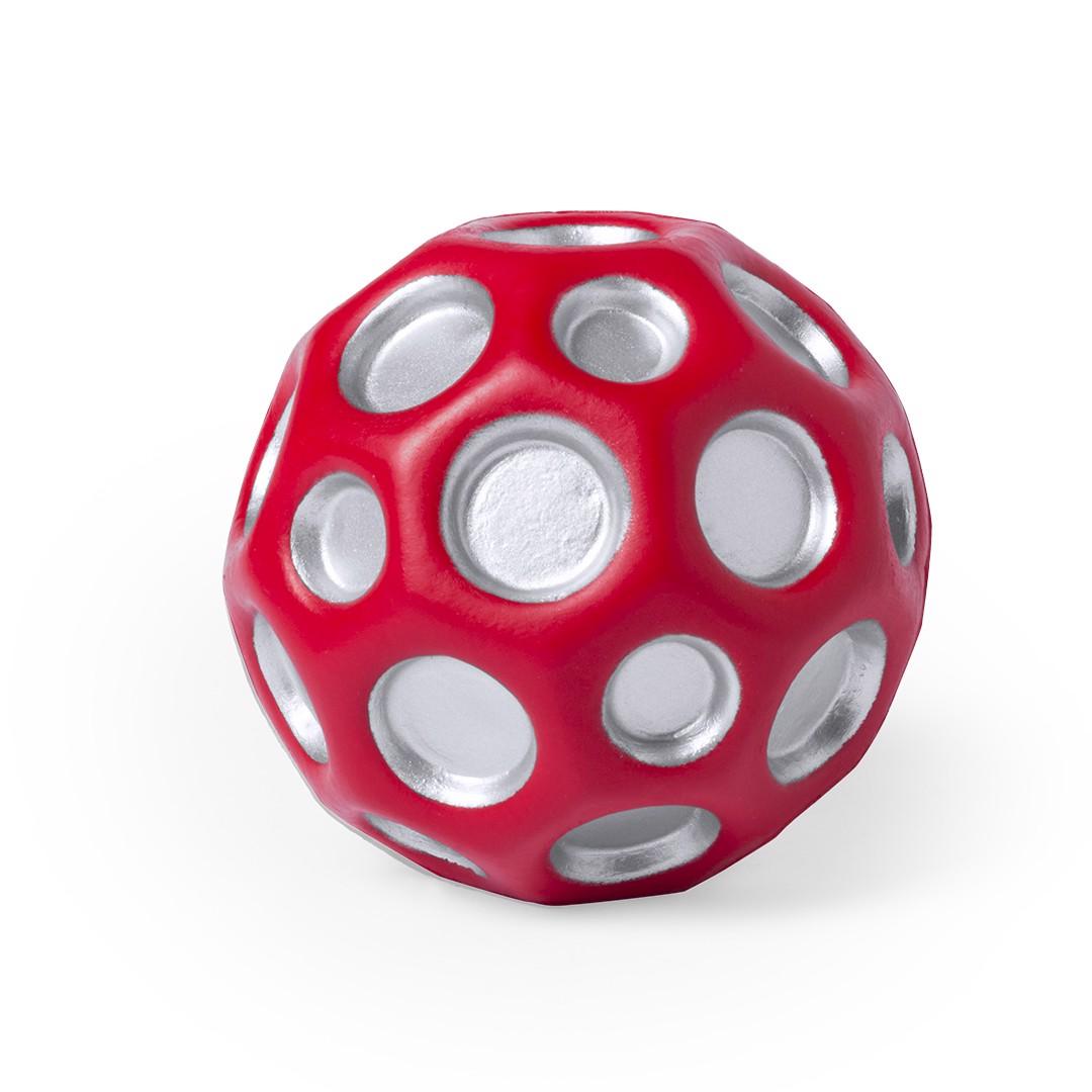 Antistress Ball Kasac - Red