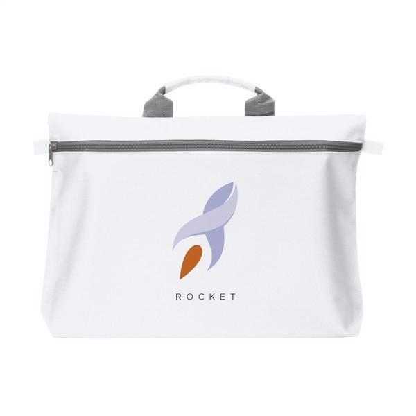 DocuTravel document bag - White