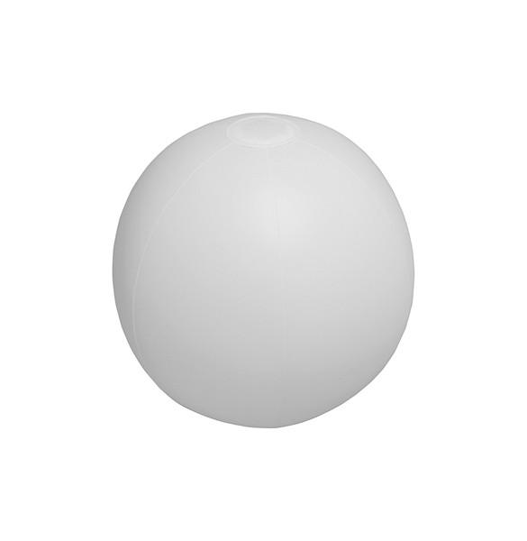 Plážový Míč (Ø28 Cm) Playo - Bílá