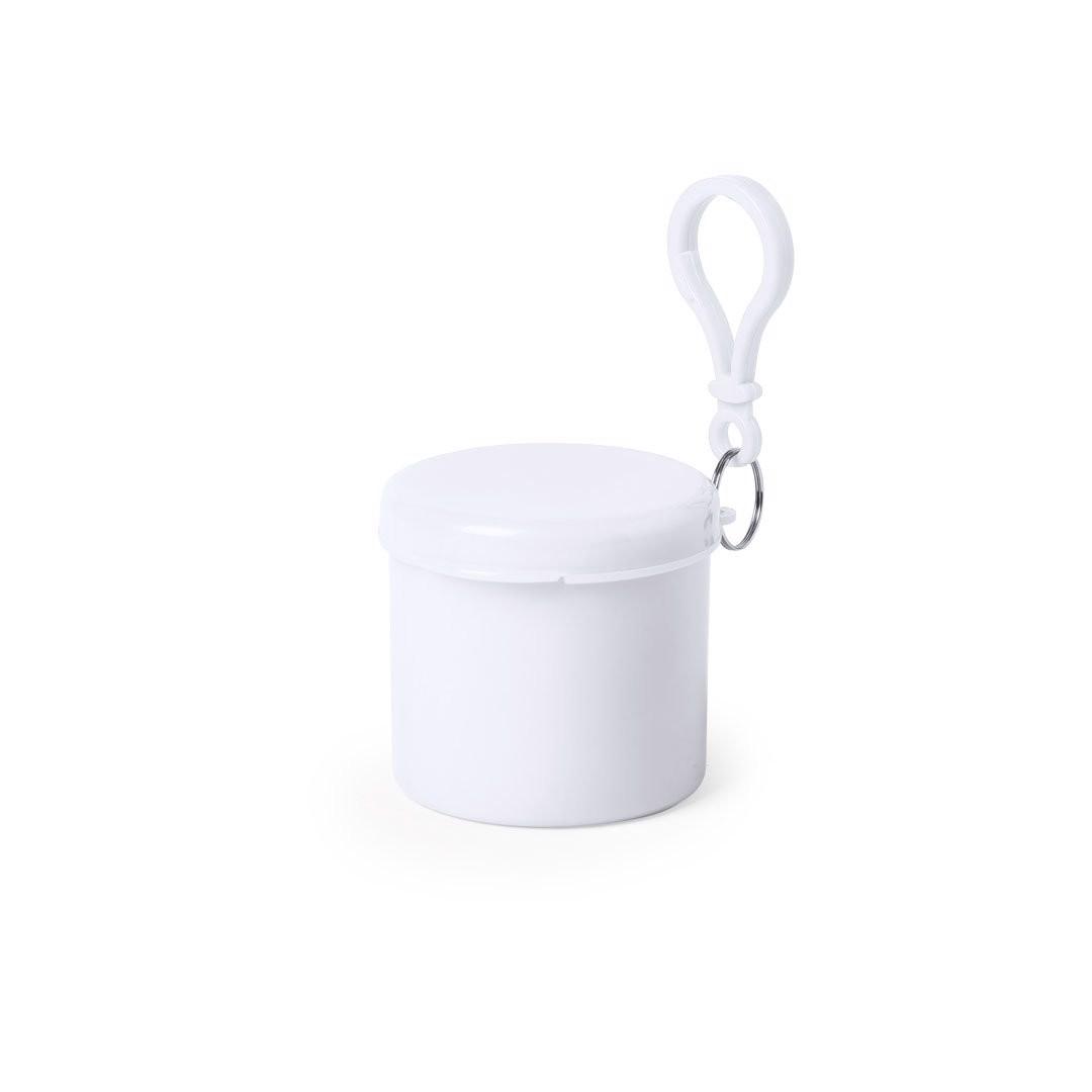 Poncho Birtox - Blanco