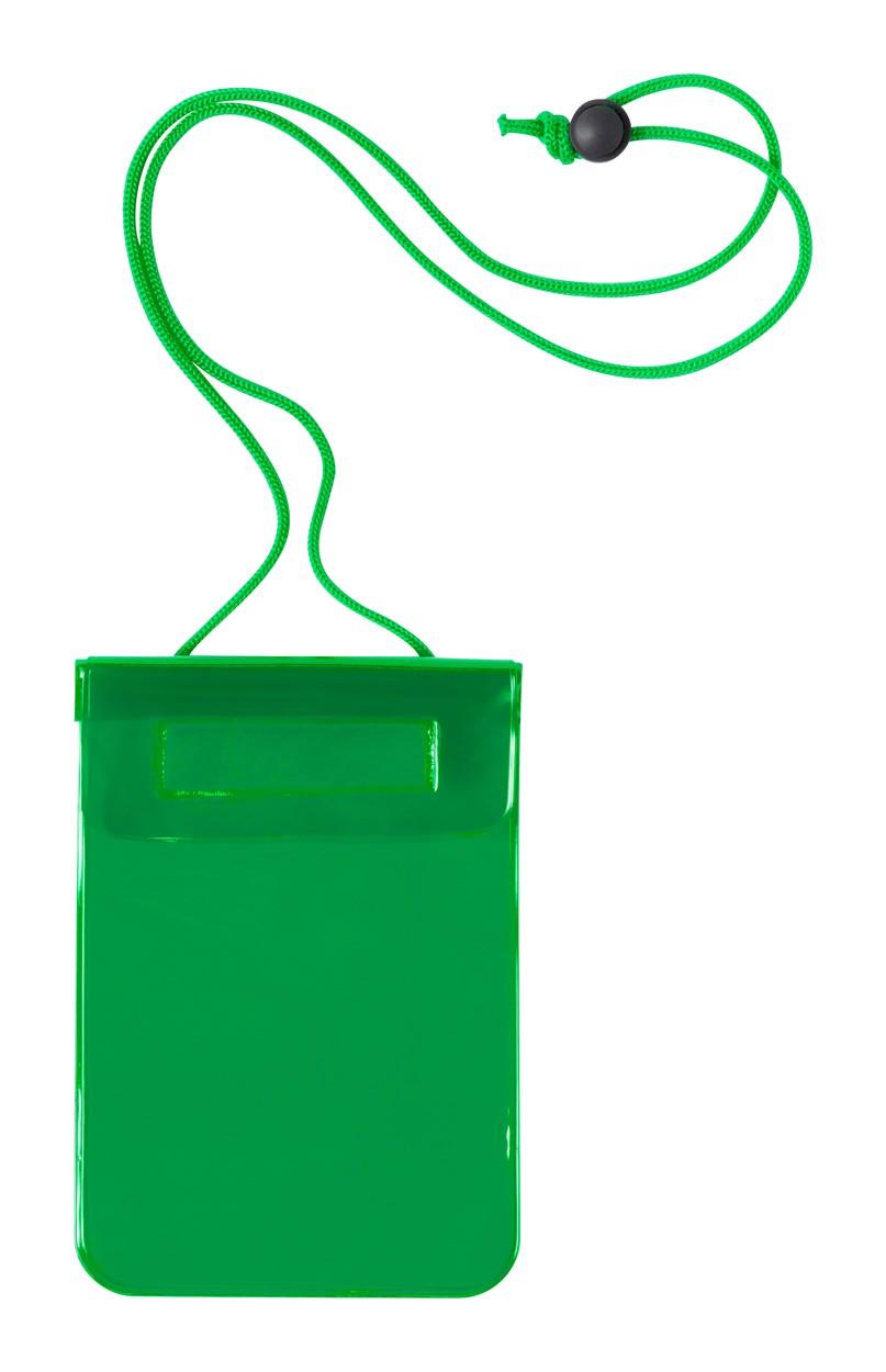Voděodolný Obal Na Mobil Arsax - Zelená