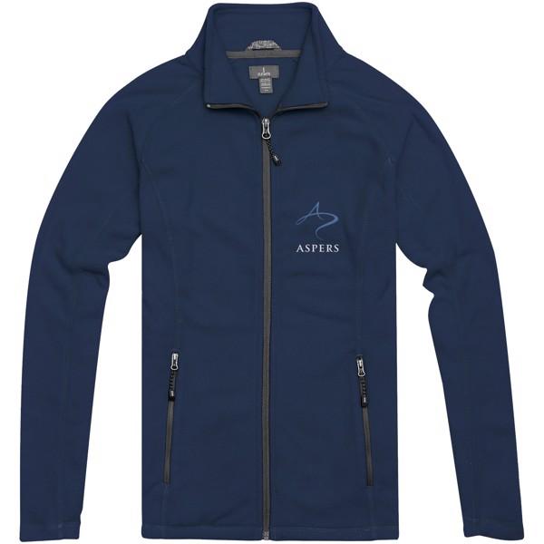 Rixford women's full zip fleece jacket - Navy / S