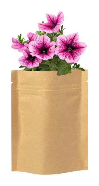 Kit De Plantat Flori Sober - Bej
