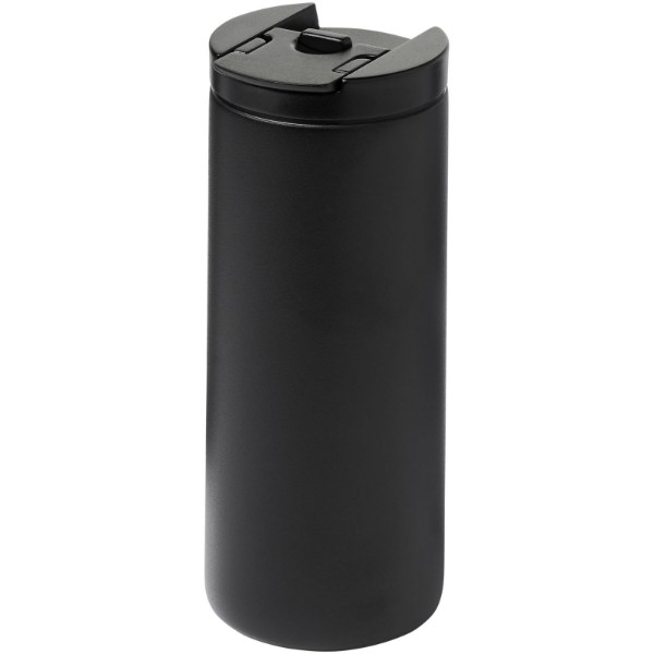 Lebou 360 ml copper vacuum insulated tumbler - Solid black