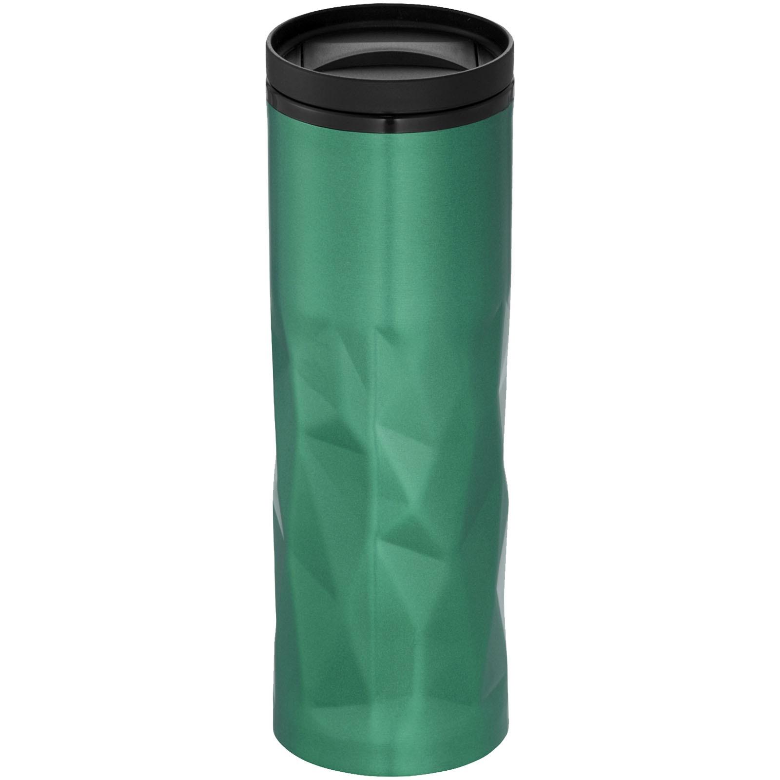 Torino 450 ml foam insulated tumbler - Green