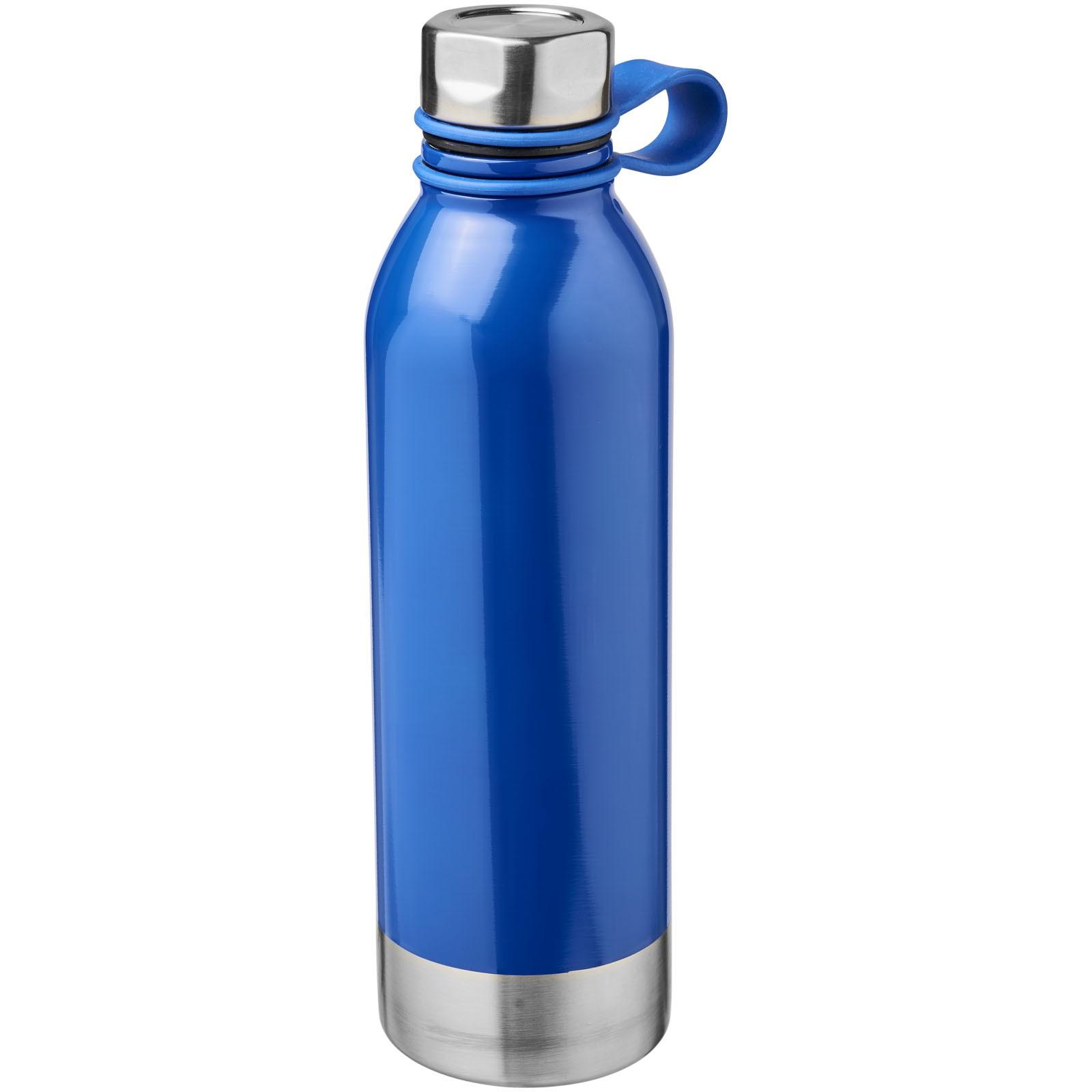 Sportovní láhev Podium 740 ml z nerezové oceli - Modrá