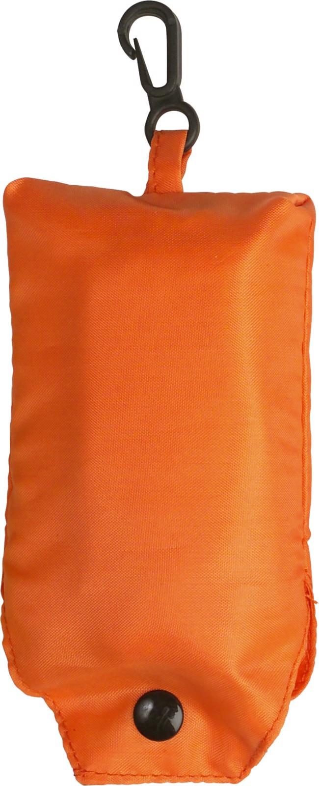 Polyester (190T) shopping bag - Orange