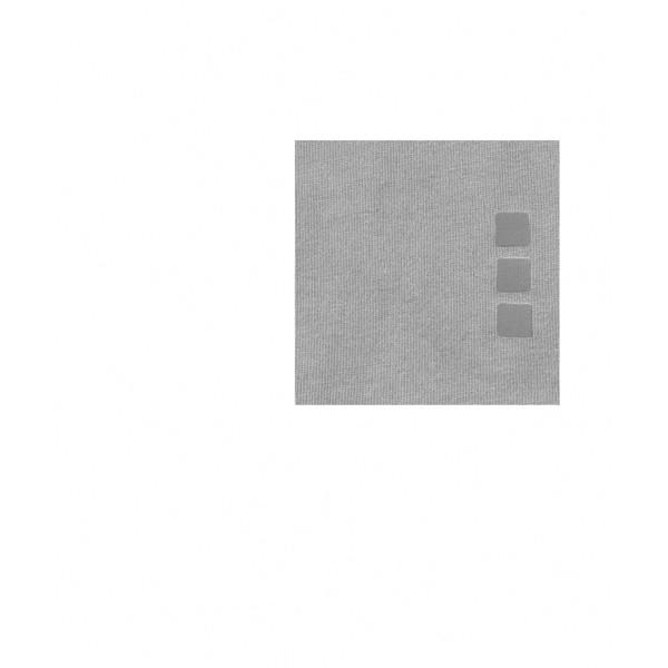 Nanaimo short sleeve men's t-shirt - Grey melange / M