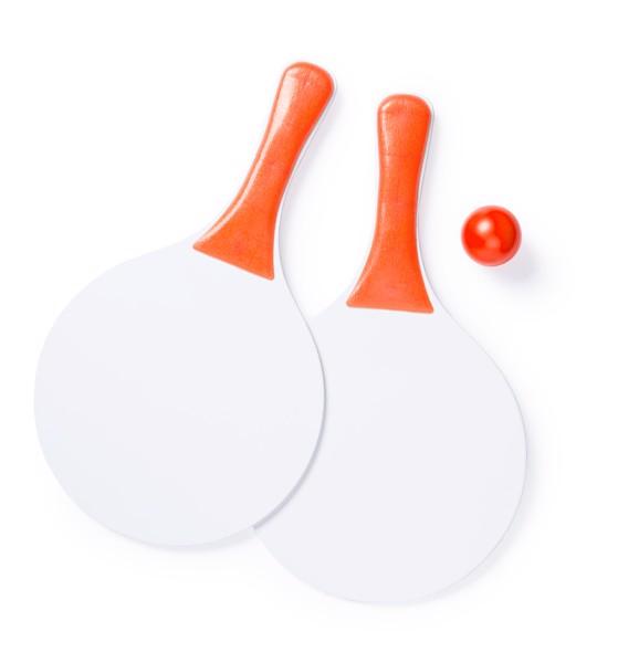 Plážový Tenis Cupsol - Oranžová