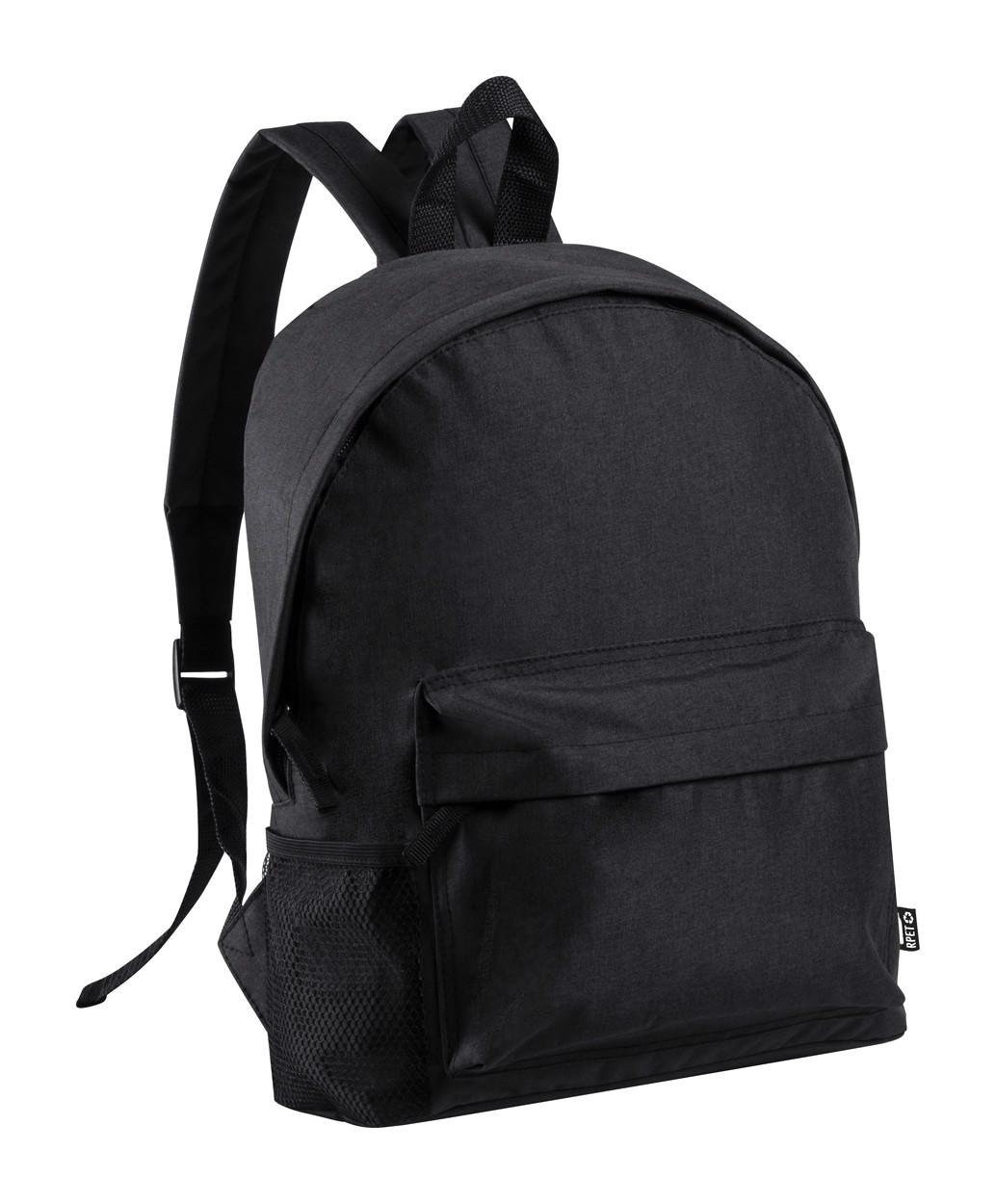 Rpet Backpack Caldy - Black