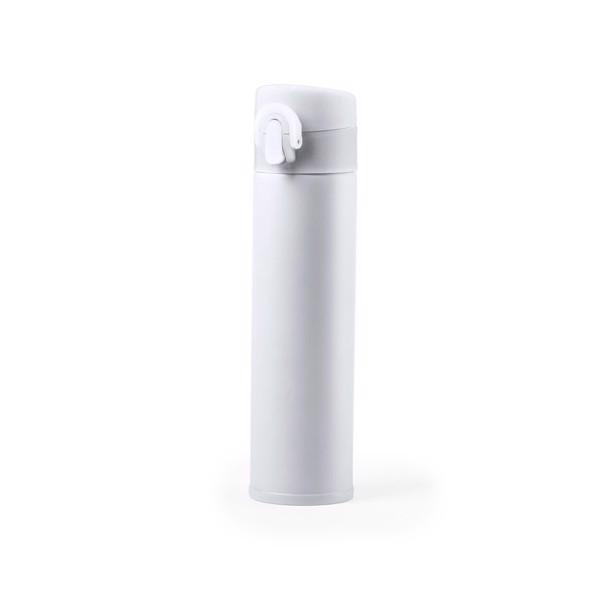 Vacuum Flask Poltax - White