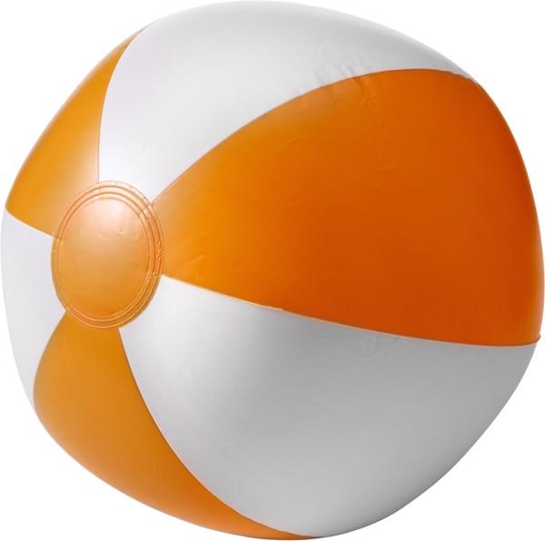 PVC beach ball - Orange