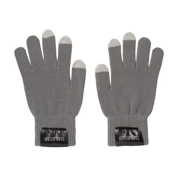 TouchGlove glove - Grey