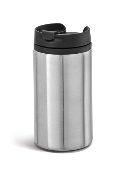 EXPRESS. Travel cup 310 ml - Satin Silver