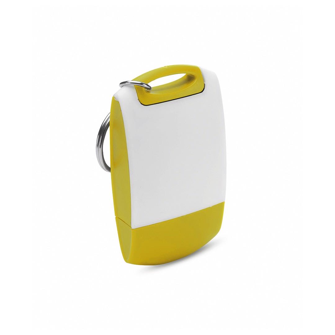 Limpa Ecrã Kiur - Branco / Amarelo
