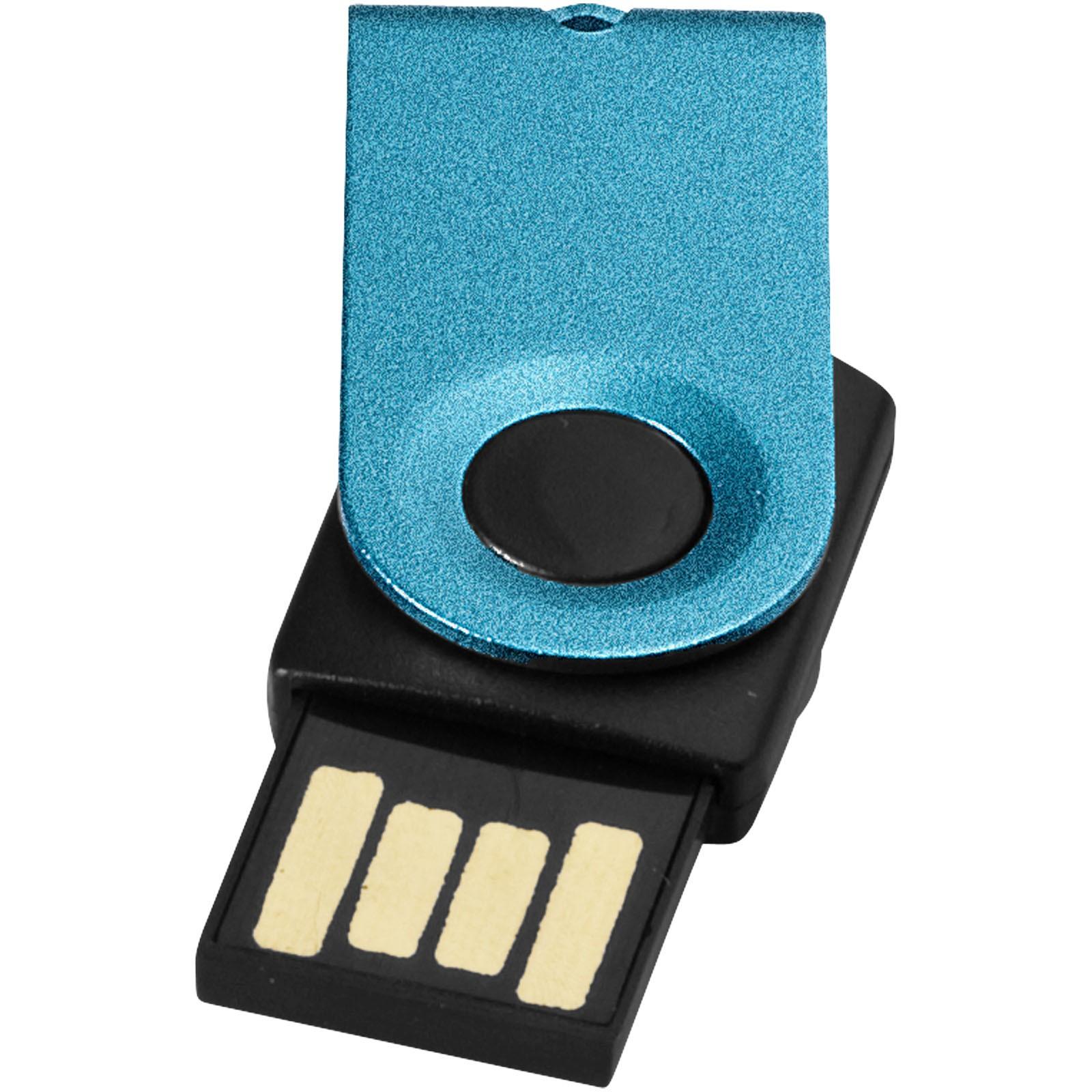 Mini USB paměť - Navy / 2GB