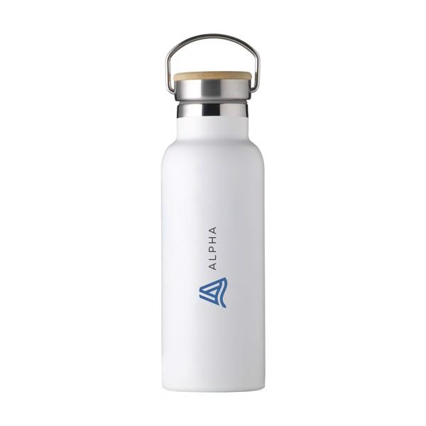 Nordvik drinking bottle - White