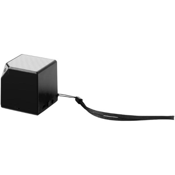 Sonic Bluetooth® portable speaker - Solid black