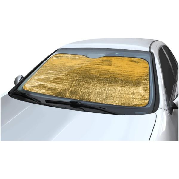 Samochodowa osłona przeciwsłoneczna Noson - Żółty