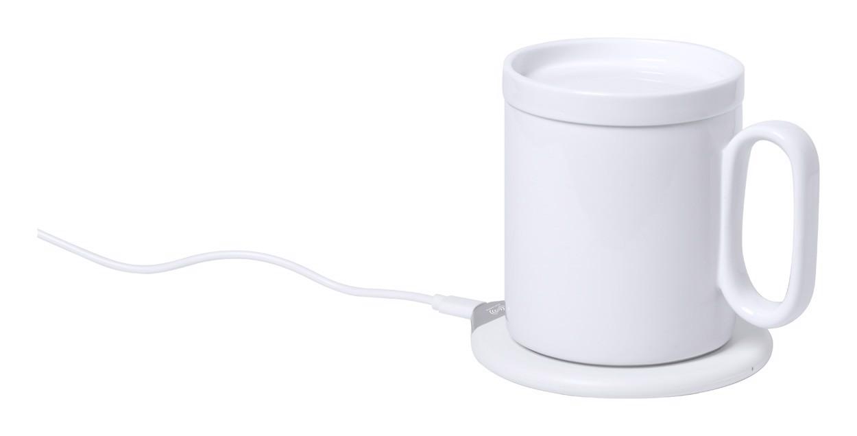Ohřívací Sada Na Hrnek Kalan - Bílá