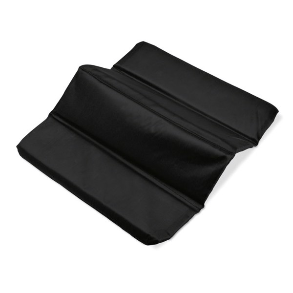 Folding seat mat Moments - Black