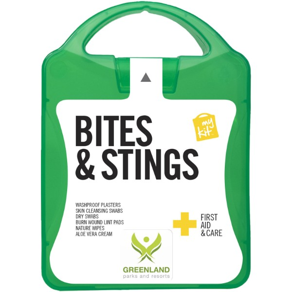 MyKit Bites & Stings First Aid - Green
