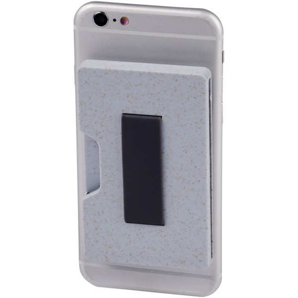 Grass RFID multi card holder - Grey