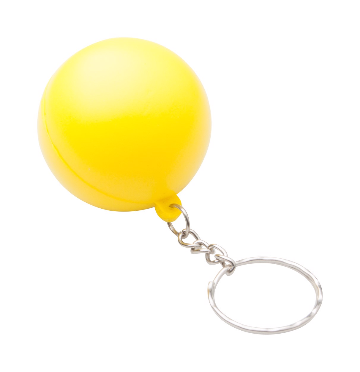 Antistresový Přívěšek Na Klíče Calm - Žlutá