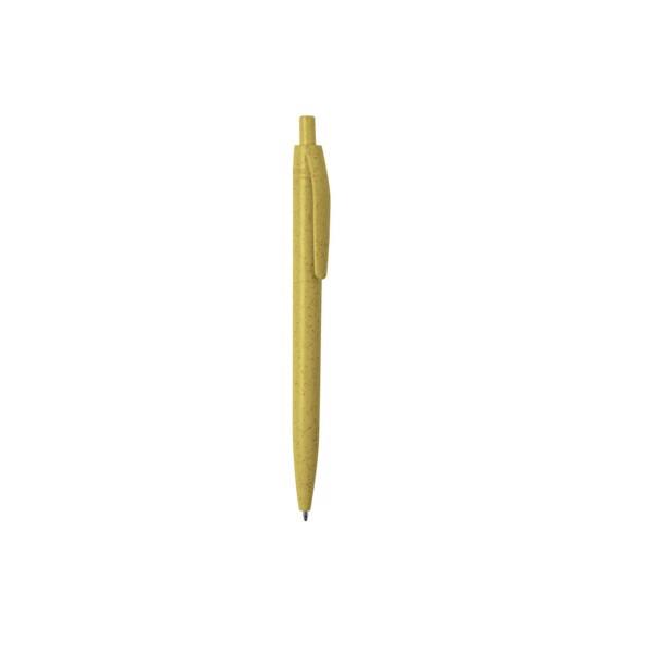 Bolígrafo Wipper - Amarillo