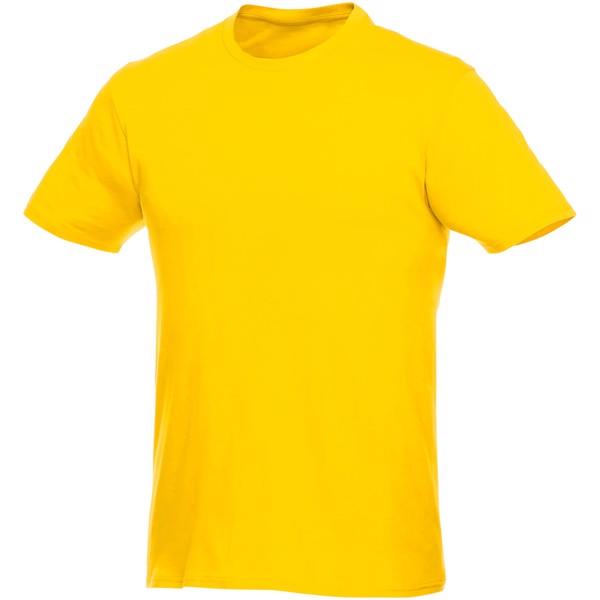 Pánské Triko Heros s krátkým rukávem - Žlutá / M