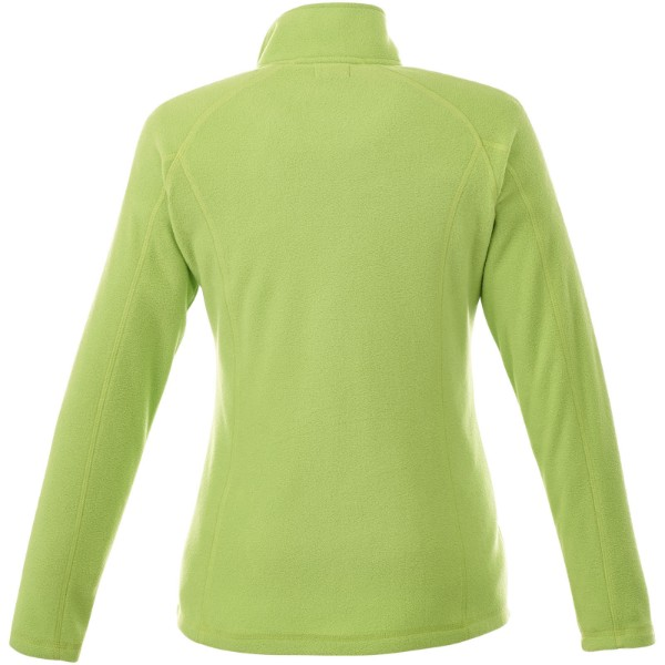 Rixford ladies Polyfleece full Zip - Apple Green / XS