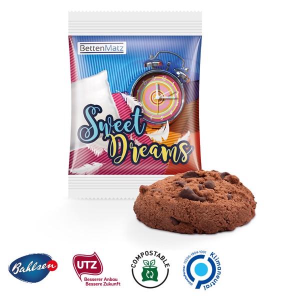 Schokoladen Cookie - Weiß / Folie