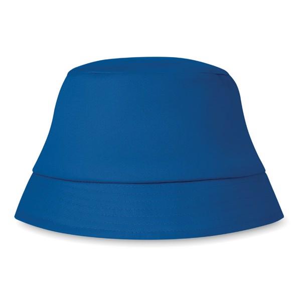 Cotton sun hat 160 gr/m² Bilgola - Royal Blue