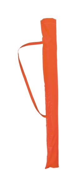 Slunečník Taner - Oranžová / Bílá