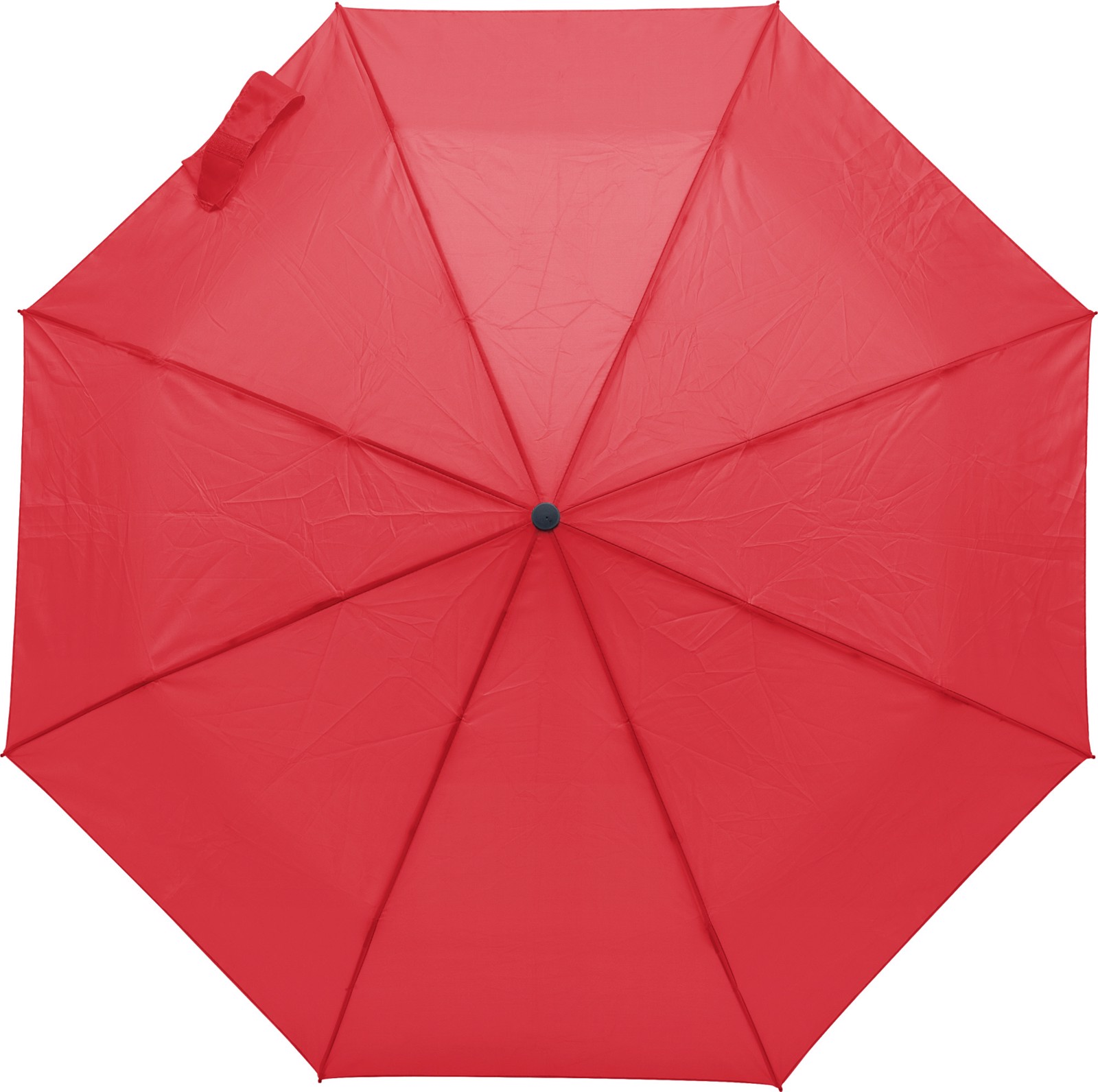 Polyester (170T) umbrella - Red