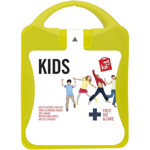 MyKit Kids First Aid Kit - Yellow