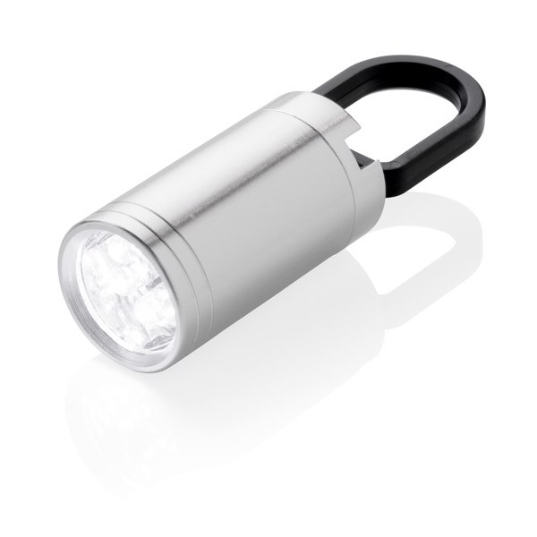 Pull it LED svítilna - Šedá / Černá