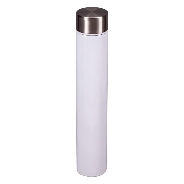 Kubek izotermiczny Simply Slim 240 ml - Biały