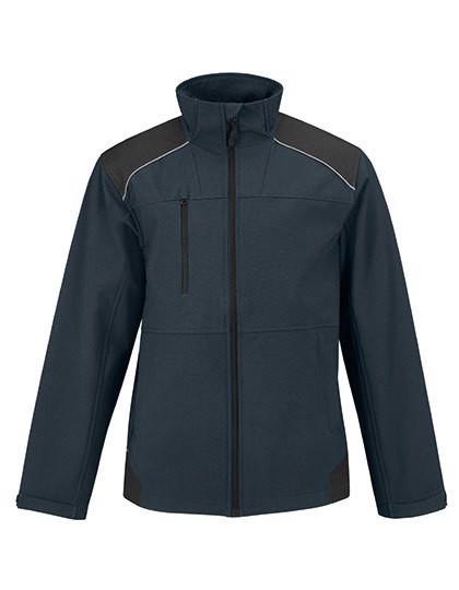Jacket Shield Softshell Pro - Navy / 4XL