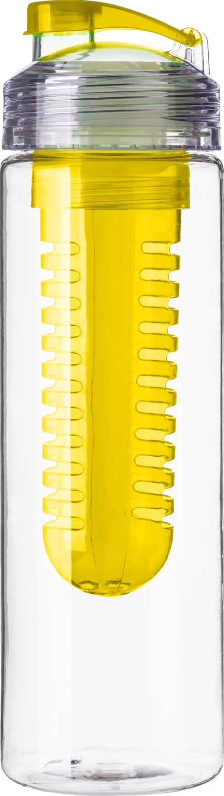 Tritan and PS bottle - Yellow