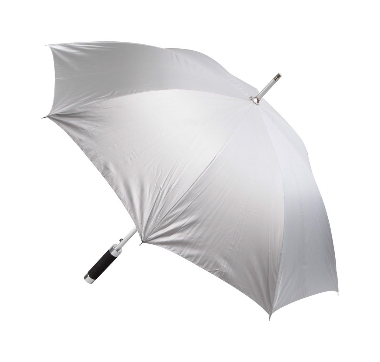 Umbrelă Automată Nuages - Argintiu