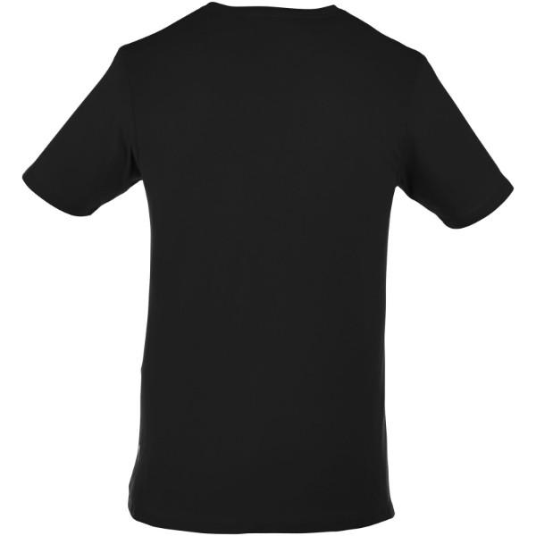 Pánské triko Bosey s véčkovým výstřihem - Černá / L