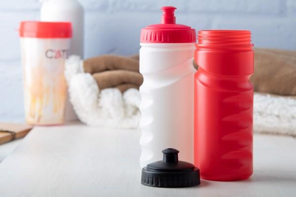 Sport Bottle Norok - Red / White