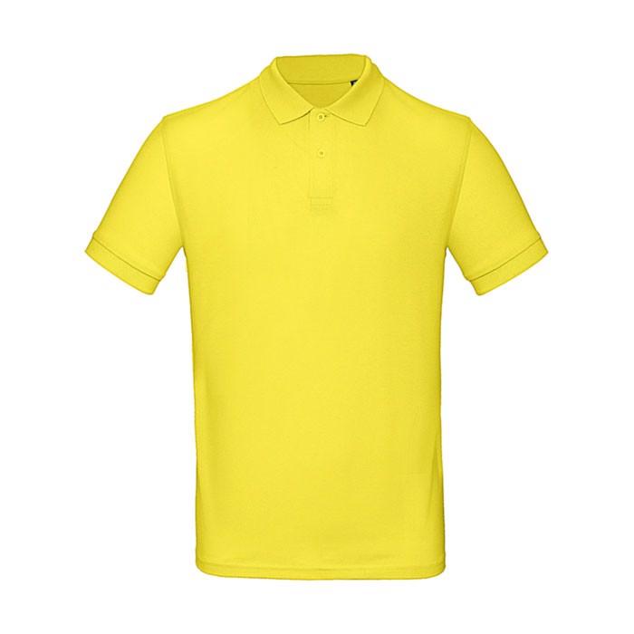 Polo men Poloshirt - Solar Yellow / XL