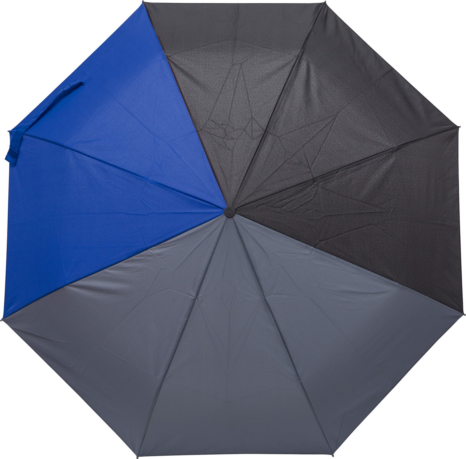 Pongee (190T) umbrella - Cobalt Blue