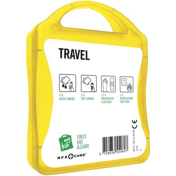 Cestovní lékarnička - Žlutá