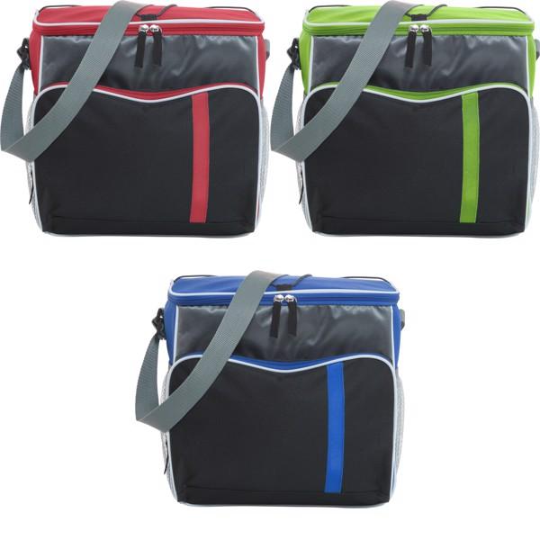 Polyester (600D) cooler bag - Cobalt Blue